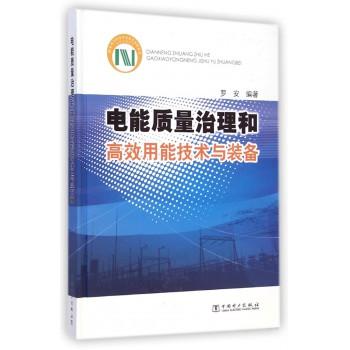 电能质量治理和高效用能技术与装备(精)