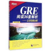 GRE阅读36套解析--文章结构分析
