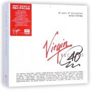 CD维珍唱片40周年精选(2碟装)