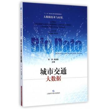 城市交通大数据/大数据技术与应用