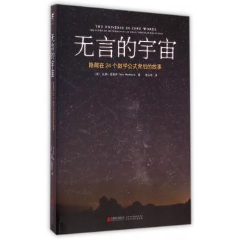 无言的宇宙(隐藏在24个数学公式背后的故事)