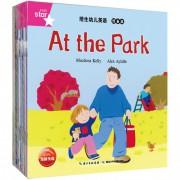 培生幼儿英语(附光盘预备级共35册)
