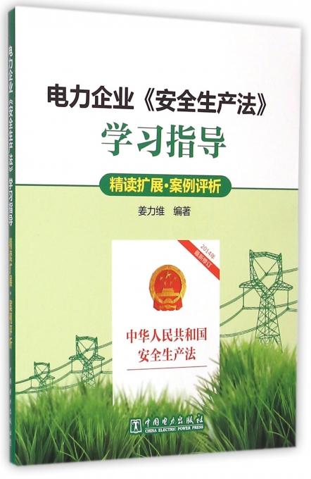 电力企业安全生产法学习指导(精读扩展案例评析)