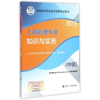 工商管理专业知识与实务(中级2015全国经济专业技术资格考试用书)