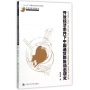 开放经济条件下中国通货膨胀动态研究/中国经济问题丛书