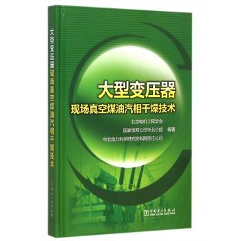 大型变压器现场真空煤油汽相干燥技术(精)