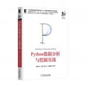 Python数据分析与挖掘实战/大数据技术丛书
