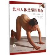 艺用人体造型图集(附光盘6动态人体造型艺术)