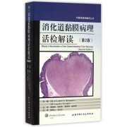 消化道黏膜病理活检解读(第2版)/华夏病理网翻译丛书