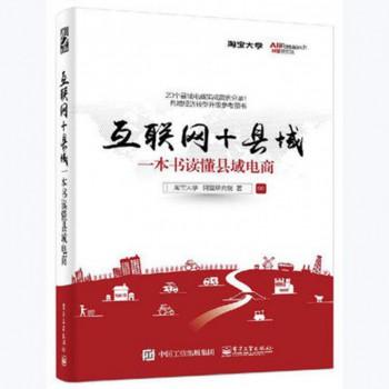 互联网+县域(一本书读懂县域电商)(精)