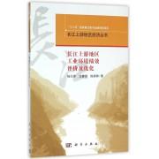长江上游地区工业环境绩效评价及优化/长江上游地区经济丛书