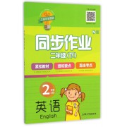 英语同步作业(2下N版)