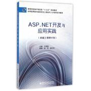ASP.NET开发与应用实践(卓越工程师计划高等学校电子信息类十三五规划教材)