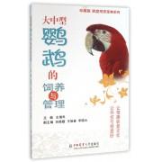 大中型鹦鹉的饲养与管理(珍藏版)/家庭观赏宠物系列