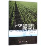 水气耦合高效灌溉理论与技术