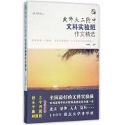 北师大二附中文科实验班作文精选(丈海)/文心书系