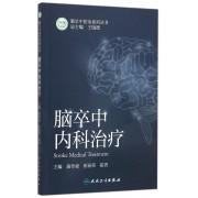 脑卒中内科治疗/脑卒中防治系列丛书