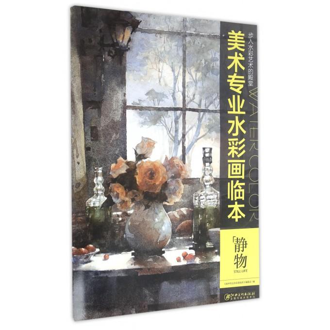 静物/美术专业水彩画临本