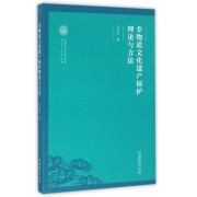 非物质文化遗产保护理论与方法/非物质文化遗产保护理论与方法丛书