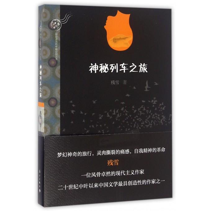 神秘列车之旅/半边渡当代中篇小说丛书