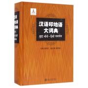 汉语印地语大词典(精)