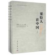 粟特人在中国(考古发现与出土文献的新印证上下)(精)/宁夏文物考古研究所丛刊