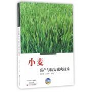 小麦高产与防灾减灾技术/农作物高产与防灾减灾技术系列丛书