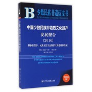 中国少数民族非物质文化遗产发展报告(2016整体性保护民族文化生态保护区的建设和发展)/少数民族非遗蓝皮书