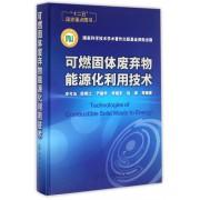 可燃固体废弃物能源化利用技术(精)