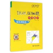 中考数学(强化训练篇修订版)/2017挑战压轴题