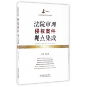 法院审理侵权案件观点集成/法院审理案件观点集成丛书