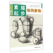 素描起步(结构静物)/基础美术技法正规系统训练