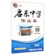 九年级数学(下R)/启东中学作业本
