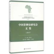 中国非洲史研究会文集(2015)