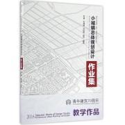 小城镇总体规划设计作业集/清华大学建筑规划景观设计教学丛书