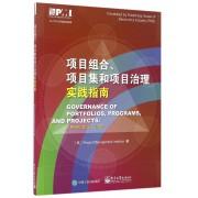 项目组合项目集和项目治理实践指南