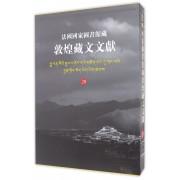 法国国家图书馆藏敦煌藏文文献(20)(精)