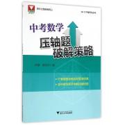 中考数学压轴题破解策略/光子数学丛书