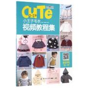 0-2岁小王子毛衣视频教程集/织美堂看视频织毛衣系列