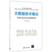 大数据技术概论(从虚幻走向真实的数据世界)