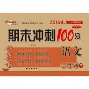 语文(6下2017春RJ课标版全新版)/期末冲刺100分完全试卷