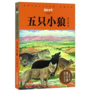 五只小狼/动物小说大王沈石溪品藏书系