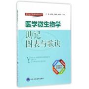 医学微生物学助记图表与歌诀/医学助记图表与歌诀丛书