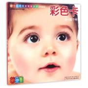 彩色卡(6-18个月升级版)/新生儿视觉发育激发卡