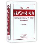 实用现代汉语词典(双色印刷)
