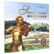 CD-LP施特劳斯圆舞曲集<黑胶名版经典珍藏>2碟装