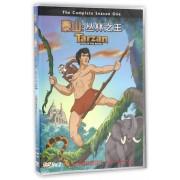 DVD-9泰山丛林之王(2碟装)