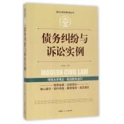 债务纠纷与诉讼实例(应用版)/现代公民法律实用丛书