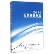 合肥统计年鉴(附光盘2016)(精)