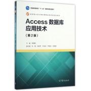 Access数据库应用技术(第2版普通高等教育十一五国家级规划教材)